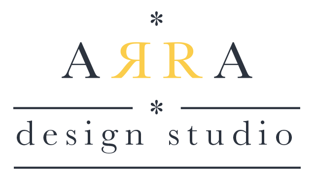 ARRA design studio main logo