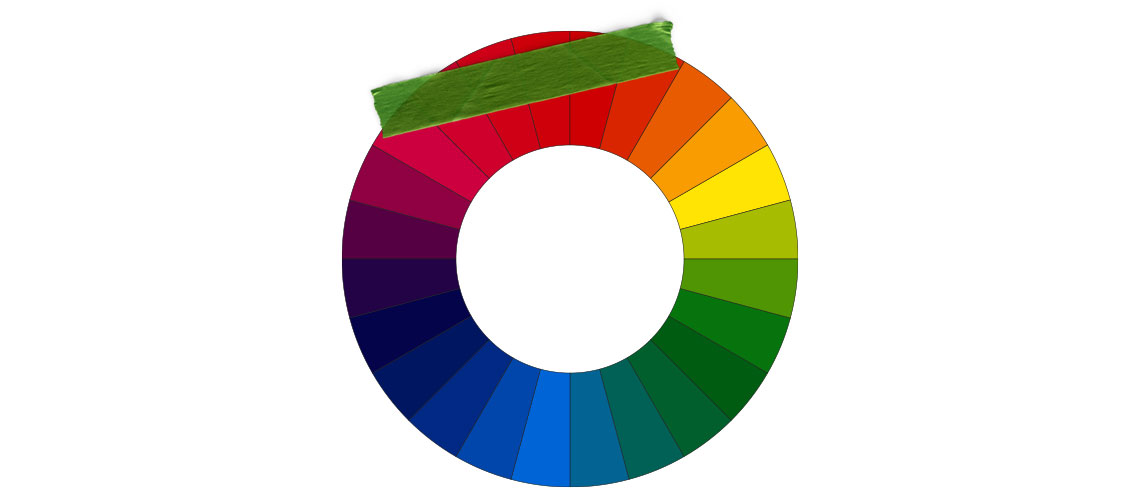 colour wheel graphic