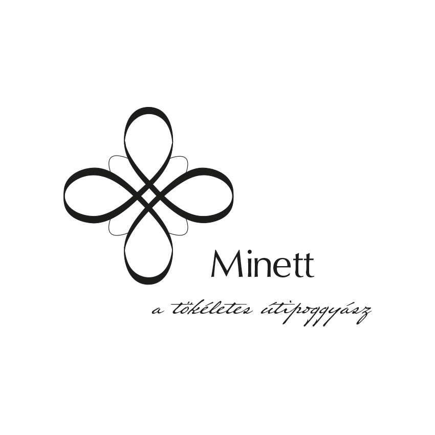 main logo design for Minett