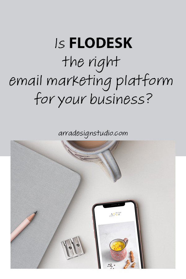 Flodesk email marketing